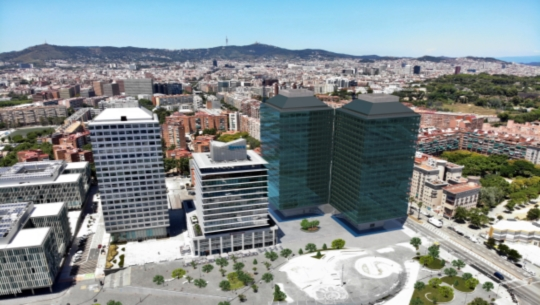 Iberdrola Inmobiliaria presenta el proyecto BcnFira District en Barcelona New Economy Week (BNEW)